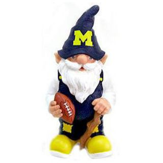 Michigan Wolverines 8 inch Garden Gnome