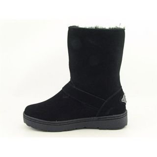 Bearpaw Womens Miriam Black Boots