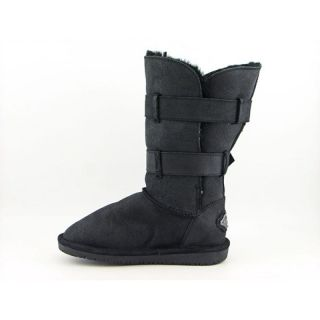 Bearpaw Womens Taylor Black Boots