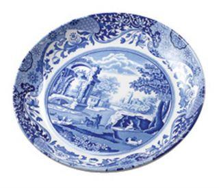 Spode Blue Italian 9 inch Pasta Bowl