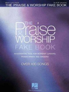 The Praise and Worship Fake Book (Paperback)
