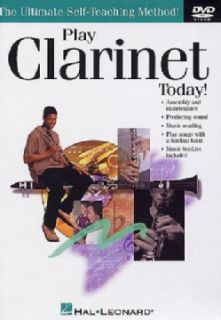 Play Clarinet Today! (DVD)