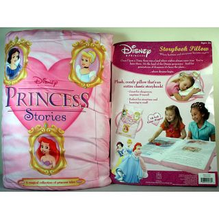 Senario Disney Princess Storybook Pillow