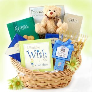 Birthday Wish For You Gift Basket