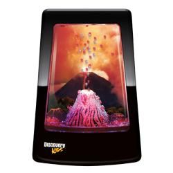 Discovery Kids Animated Volcano Lamp