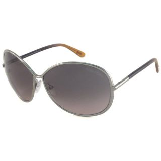 Tom Ford Womens TF0180 Iris Rectangular Sunglasses Compare $159.99