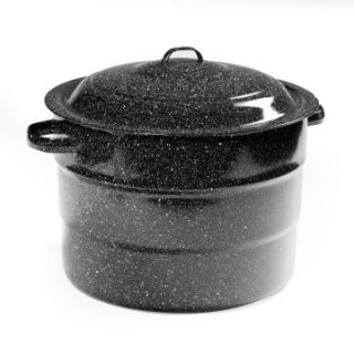 Granite Ware 21 Quart Steel Water Bath Canner   Water Bath Canners at