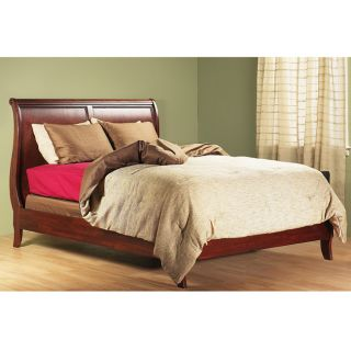 Santa Barbara Sable Low profile Full size Bed
