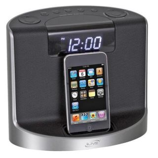 iLive IC609 iPod Dock Intelli Set Clock Radio (Refurbished