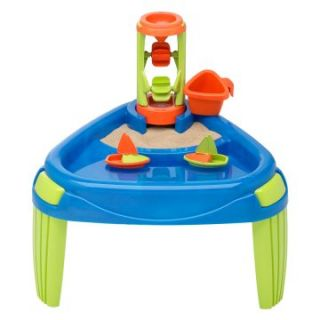 American Plastic Toys Sand and Water Wheel Play Table   Sand & Water