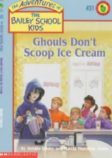 Ghouls Don`t Scoop Ice Cream