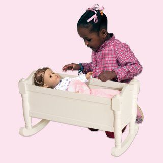 American Plastic Toys My Very Own Nursery   Baby Doll Furniture at