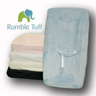 Rumble Tuff Compact Minky Changing Pad Cover