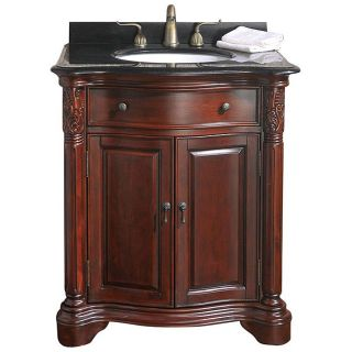 Fontaine York Granite Top Vanity