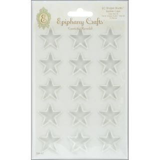 Epiphany Star Clear Bubble Caps