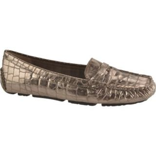 Womens Anne Klein Grefty Dark Silver Synthetic