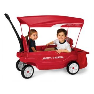 Radio Flyer Odyssey Ultimate Comfort Wagon   Kids Wagons