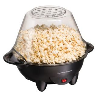Hamilton Beach 73300 Hot Oil Popcorn Popper   Popcorn Makers at
