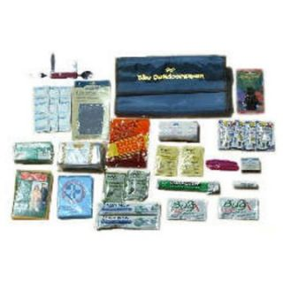 Mayday Outdoorsman Survival Kit   46 Pieces   Emergency Kits at