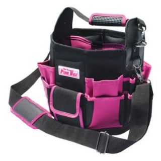 The Original Pink Box Tote Bag with Changeable Tool Wall   Tool Boxes