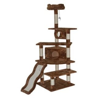 Go Pet Club Cat Tree Furniture 70 in. High   Cat Trees