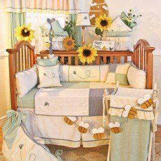 Brandee Danielle Bee My Baby Sunflower Walling Hanging Wall Art
