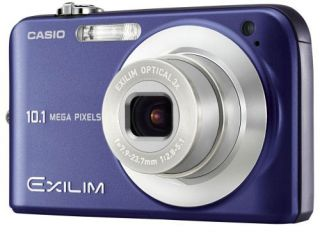 Casio EX Z1080BE 10.1 MP Blue Digital Camera