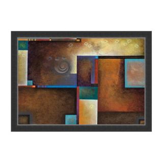 Mari Giddings Satori I Framed Canvas (Ex Large)