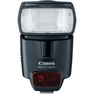 Canon Speedlite 430EX II Flash Light