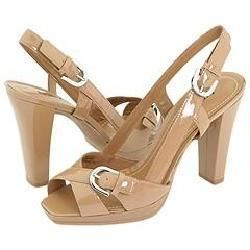 Type Z Brianna Tan Sandals