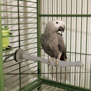 Pet Products Thermo Perch   Bird Cage Accessories