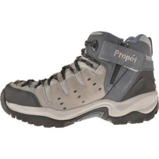 Womens Propet Summit Walker Denim Blue/Grey