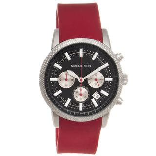 Michael Kors Mens Scout Chronograph Watch