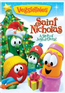 Tales St. Nicholas A Story Of Joyful Giving (DVD)