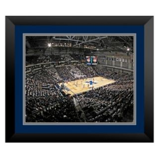 Replay Photos Xavier Basketball in the Cintas Center Wall Art   Framed