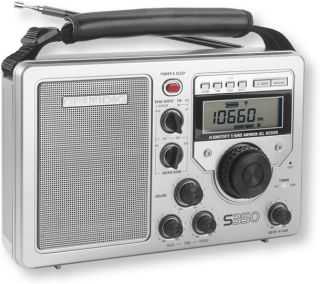 Grundig AM/FM Shortwave Radio (Refurbished)
