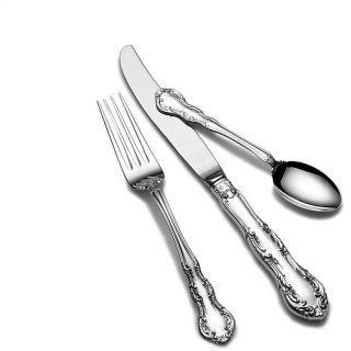 Wallace Old Atlanta 46 piece Place Sterling Silver Flatware Set