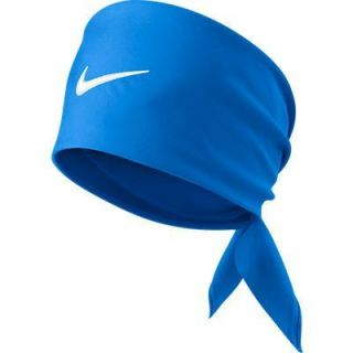 NEW NIKE Soar Tennis Bandana federer nadal 411317 425 blue French Open
