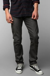 Unbranded Grey Selvedge Tapered Jean