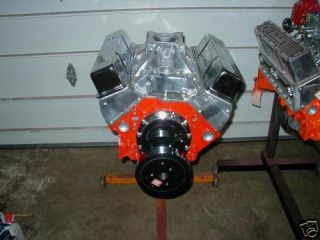 383 505HP Pro Street Chevy Crate Engine 2012 Model