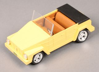Built 1 24 or 1 25 VW Thing Kit with Front Engine V8 Chassis