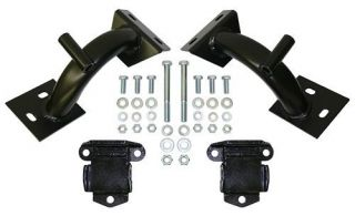 72 Chevy Truck and GMC Truck Tubular V 8 Engine Mount Brackets