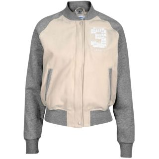 adidas Originals Supergirl Jacket   Womens   Bliss/Medium Grey