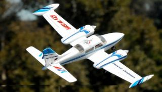 RC Cessna 310 Grand Cruiser Twin Engine Large Airplane 2 4G RTF READY