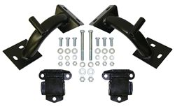 1963 72 Chevy Truck and GMC Truck Tubular V 8 Engine Mount Brackets