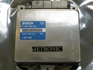 86 89 Volvo 740 780 ECU Electronic Control Unit 541