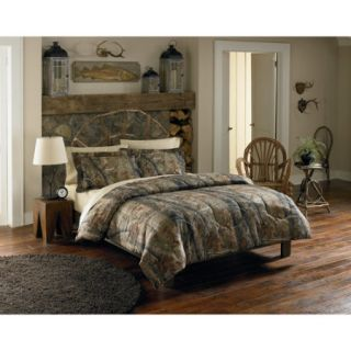 Realtree APG Camo Queen Comforter Set