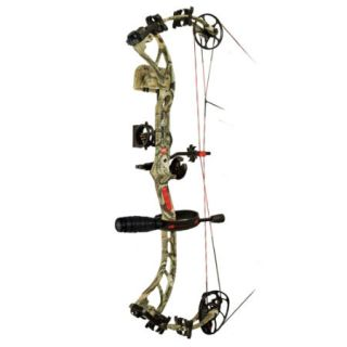 PSE Bow Madness Ready To Shoot Package 70 lb. LH