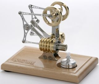Bohm Boehm Stirling Engine HB9 for Live Steam Toys