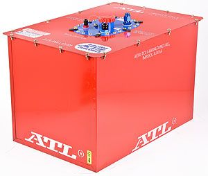 ATL SP126C LM 26 Gallon Dirt Late Model Sports Cell